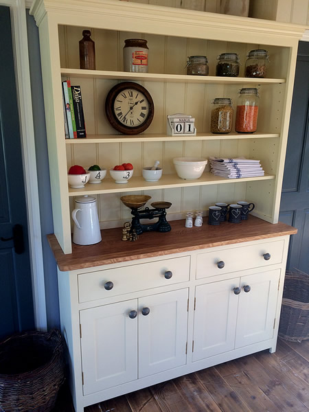 Large Kitchen Dressers