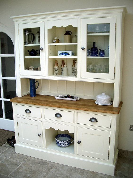 Large Kitchen Dressers Large Welsh Dressers