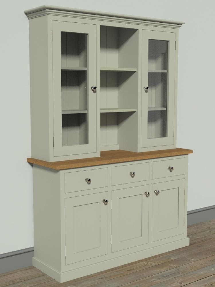 Large Kitchen Dressers Large Welsh Dressers