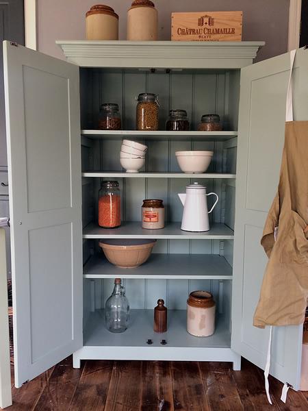 Freestanding Larder Cupboards Handmade By Colin Spicer