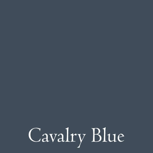 paint colour cavalry blue