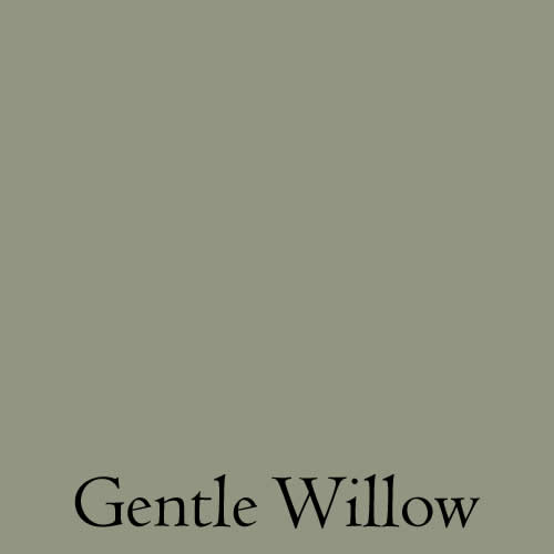 paint colour gentle willow