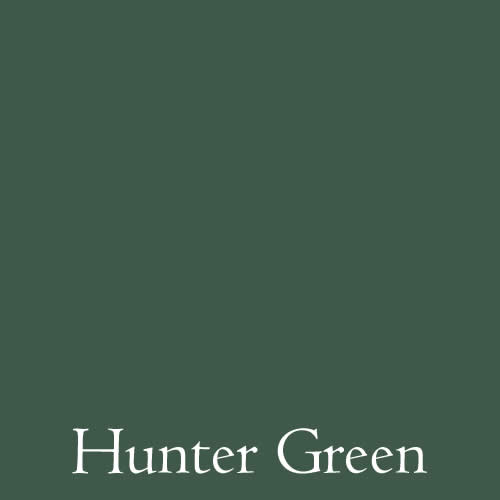 paint colour hunter green