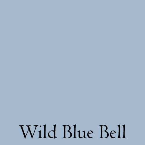paint colour wild blue bell