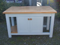Freestanding kitchen island - Surrey